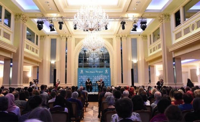 Viyana'da Ferid Alnar'ı Anma Konseri