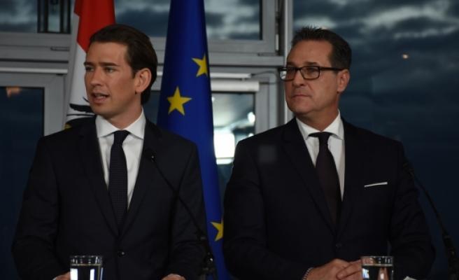 Avusturya'da yeni hükümet programı açıklandı