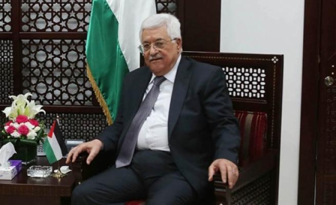 Mahmud Abbas: 'Kudüs, Filistin Devletinin ebedi başkentidir'