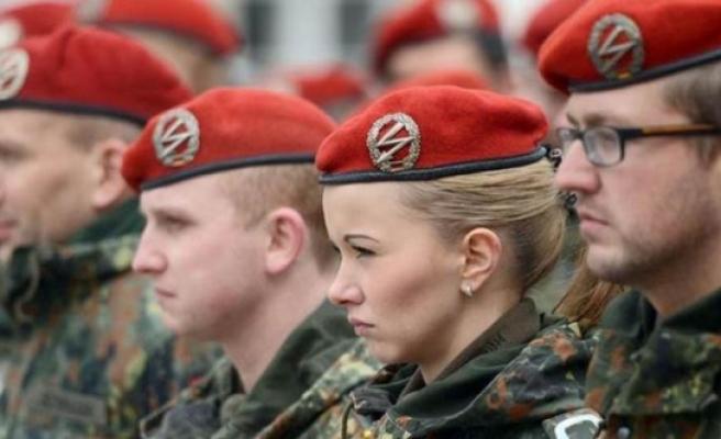 Alman ordusunda aşırı sağcılık şüphesi arttı!