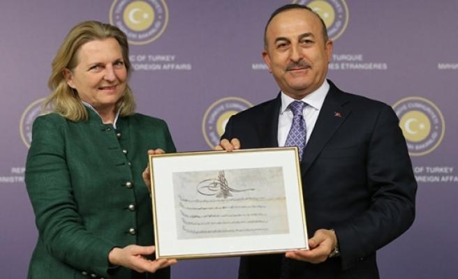 """Avusturya basını: """"Türkiye'nin güzel ve barışçıl bir jesti"""""""