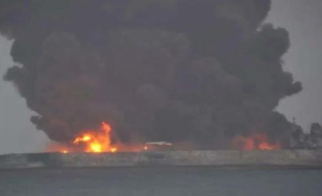 Çin'de iki gemi çarpıştı: 32 kayıp