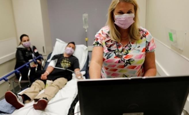 ABD'de gripten ölenlerin sayısı 53'e çıktı!