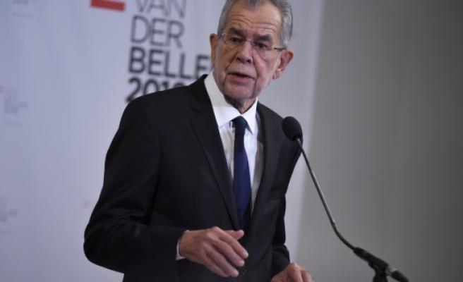 Cumhurbaşkanı Bellen'den Strache'ye tepki
