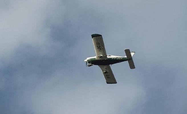 Hırsızlar para taşıyan uçağı kaçırdı!