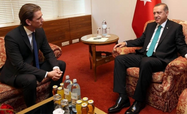 Avusturya Başbakanı Kurz'tan tepki çekecek 'Türkiye' açıklaması