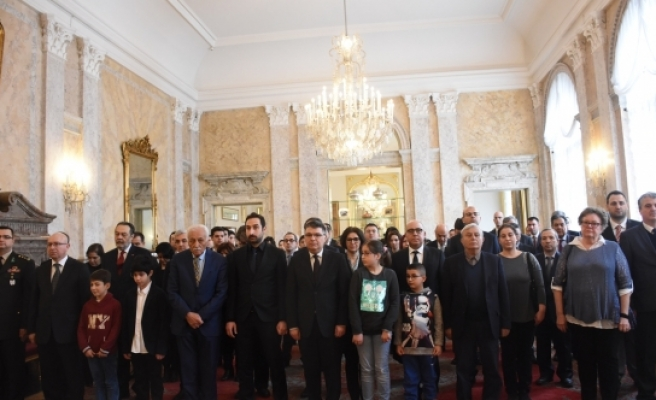 T.C. Viyana Büyükelçiliğinde '18 Mart' Etkinliği