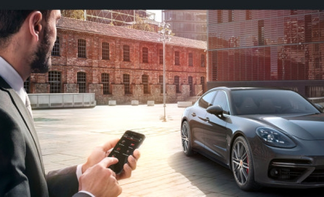 Porsche Şarj Hizmeti, Elektrikli Otomobiller İçin Ücretsiz Şarj Uygulaması