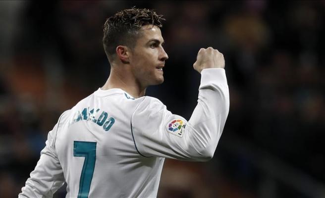 Ronaldo golünü attı, 62 yıllık rekoru tarihe gömdü