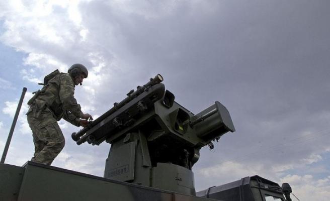 Türkiye'yle İngiltere arasında askeri iş birliği
