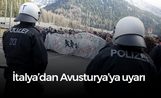 """Avusturya'nın """"sınır siyaseti"""" tepki almaya devam ediyor"""