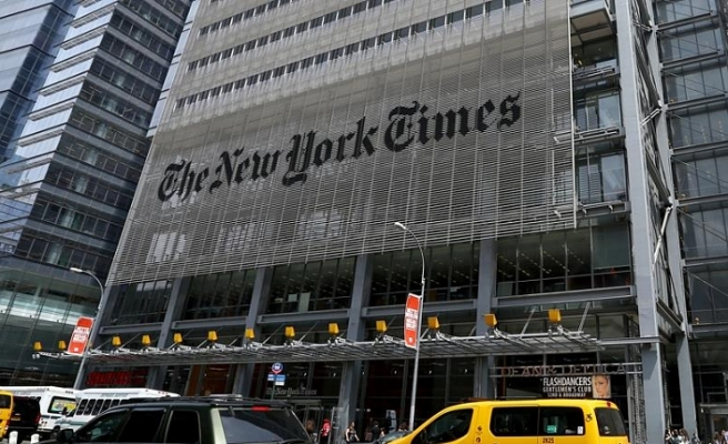 New York Times'ta isimsiz makaleyi yayınlayan editörden açıklamalar