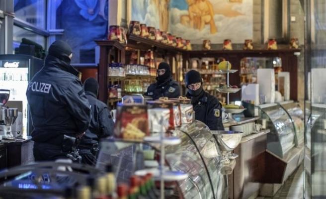 Dört Avrupa ülkesinde mafya operasyonu!