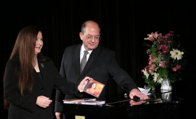 Şefika Kutluer, Viyana'da konser verdi