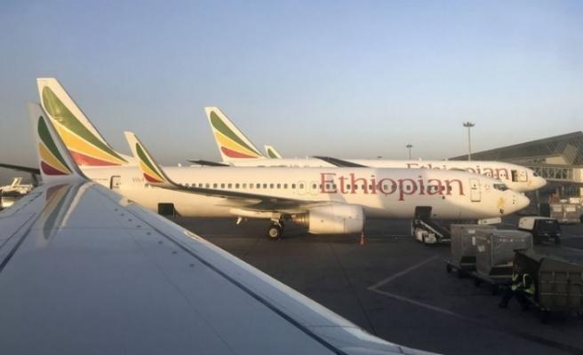 Etiyopya'da düşen uçağı iki dakikayla kaçıran yolcuya polis sorgusu!