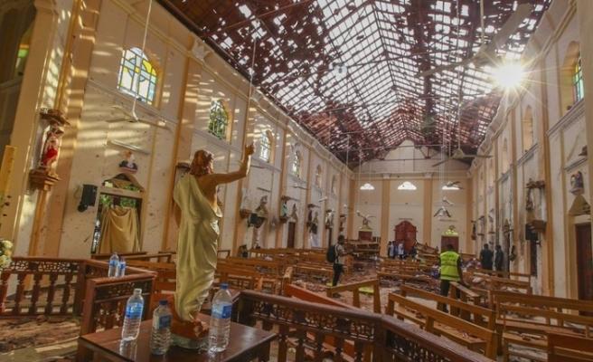 Sri Lanka hükümeti: Saldırılar Yeni Zelanda'ya saldırısına misilleme olarak yapıldı