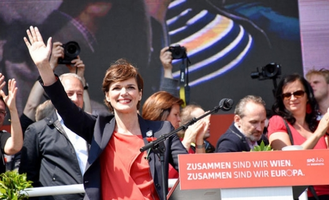 Avusturya'da 1 Mayıs, sert tepkilere sahne oldu