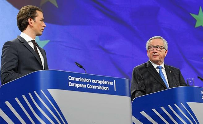 """Avusturya Başbakanı Kurz'dan ortalığı karıştıran """"AB"""" eleştirisi"""