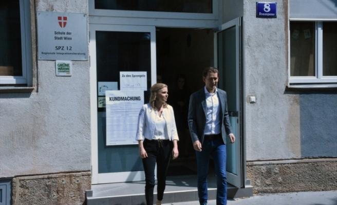 Avusturya'da AP seçimlerinde merkez sağ parti ÖVP birinci çıktı