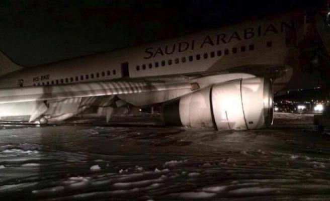 ''315 yolcu ölümden döndü''