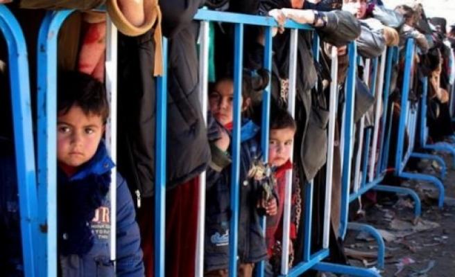 AB'den Suriyeliler'e 180 milyon avro yardım!