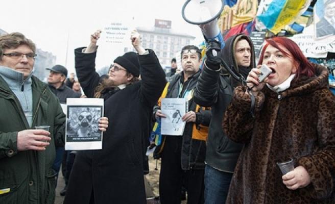 ''Almanya'dan Ukrayna Yaptırım Uygulaması''