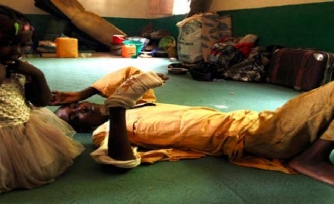 ''Bangui'de Müslümanlar camiye sığındı''