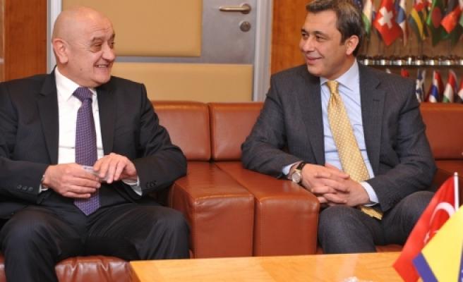 ''Bosna Hersek Başbakanı Bevanda İTO'yu ziyaret etti''