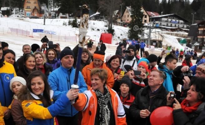 ''Bosna Hersek'te olimpiyat ateşi 30 yıl sonra yeniden alevlendi''