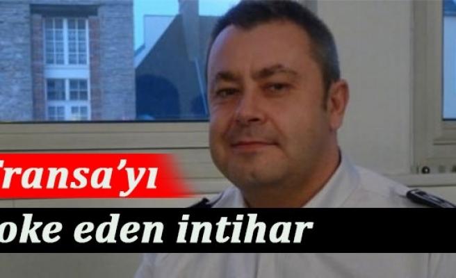 Dergi saldırısını araştıran komiser intihar etti
