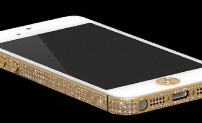 ''Dünya'nın en pahalı iPhone'u''
