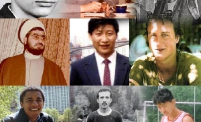 ''Dünyanın en tanınan devlet adamlarının genç yaşlarında nelerle uğraştığını, hangi başarıları elde ettiğini biliyor musunuz?