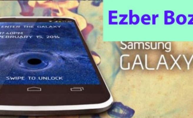 ''Galaxy S5 ezber bozacak!''