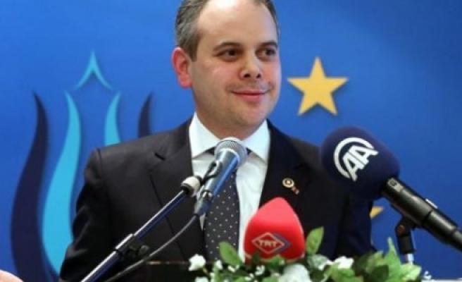 ''Gençlik ve Spor Bakanı Kılıç Almanya'da''
