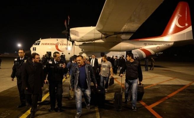 ''Güney Sudan'dan 21 Türk vatandaşına tahliye''