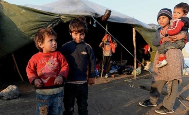 ''İngiltere, Suriyeli Mültecilere Kapılarını Açtı''