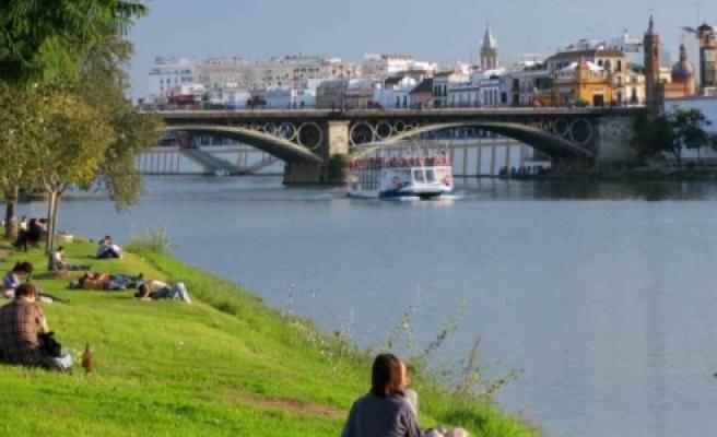''İspanya'ya Kaçak Göçmen Akını''