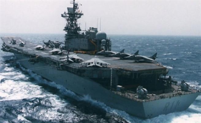 ''İsrail'de 'Türk uçak gemisi' alarmı''