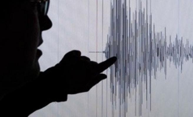 ''İtalya'da deprem''