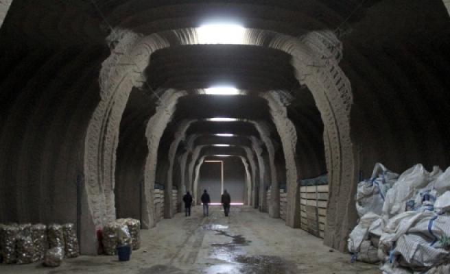 ''Kapadokya'nın Gizli Hazineleri''