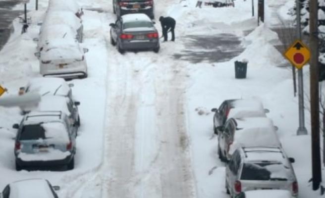 Kar fırtınası can aldı: 11 ölü!
