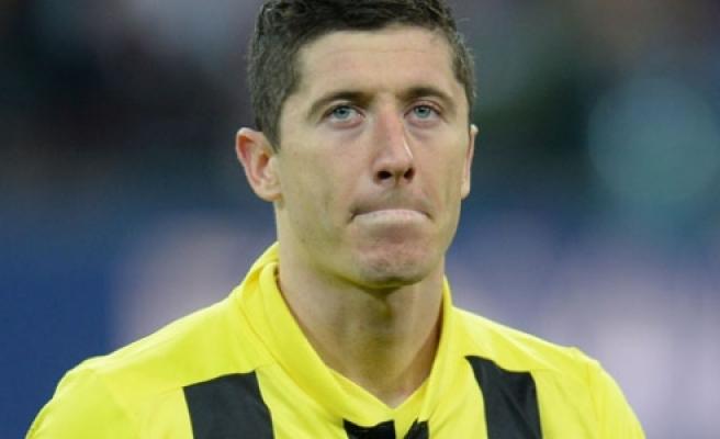 ''Lewandowski'den Dortmund taraftarına mesaj var''