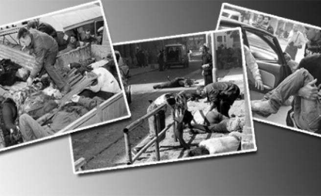 ''Markale Katliamının 20. Yıldönümü''