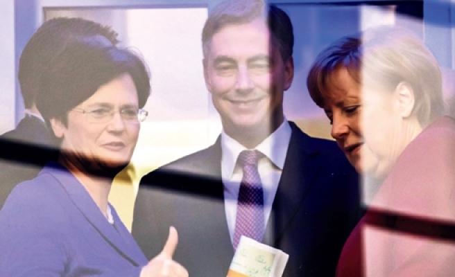 ''Merkel'in vaadi: Türkiye'siz AB''