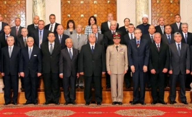 Mısır'da yeni hükümeti o kuracak