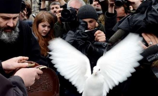 ''Müslümanlar ve Hıristiyanlardan ortak eylem''