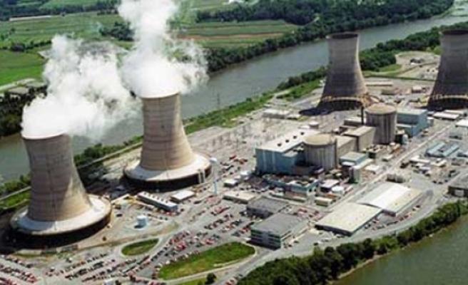 Nükleer santralde şok sızıntı!