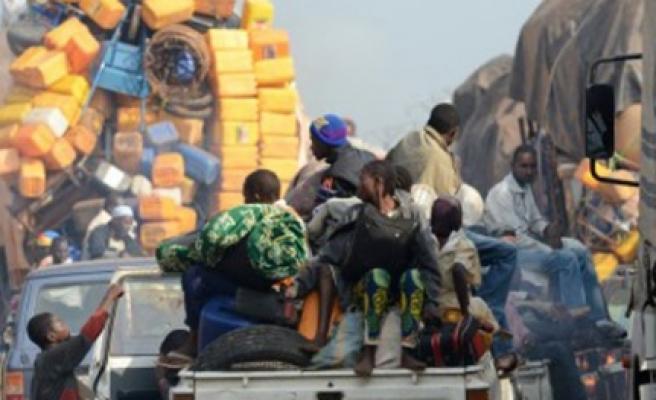 ''Orta Afrika'da Müslüman katliamı''