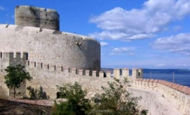 ''Osmanlı'nın Akka Kalesi'nde patlama''