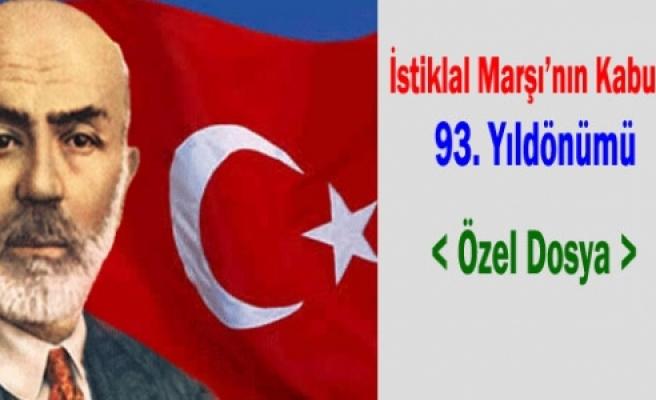 ''Özel Dosya:İstiklal Marşı ve Mehmet Akif Ersoy''
